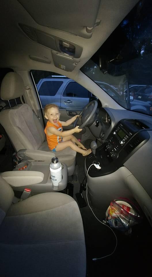 kj driving