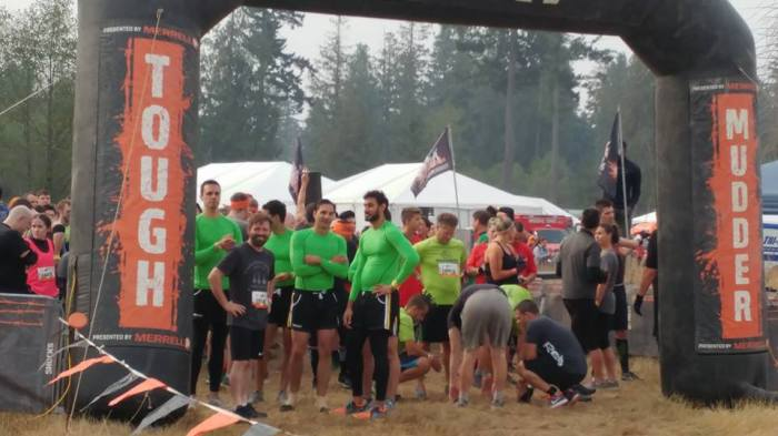 My Tough Mudder Goodtalkjosh Podcast